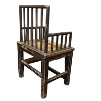 Balsamo Antiques | 19th Century Pair of Chinese Chairs