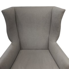 Modern Wing Chair Electric Wheelchair Hire Bali Balsamo Antiques Contemporary
