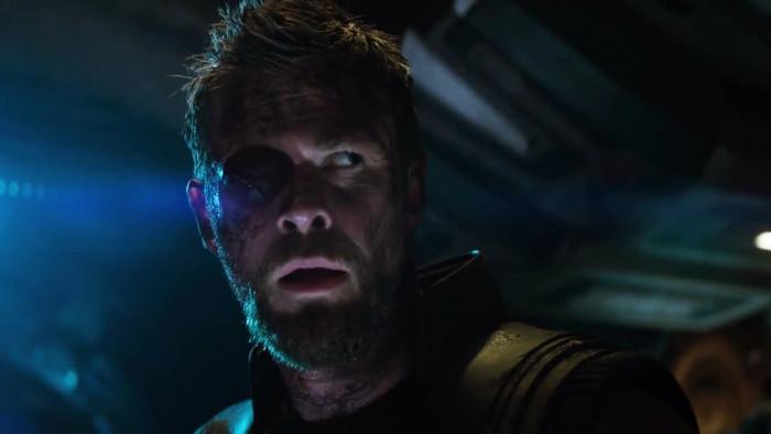 Thor One Eye Avengers Infinity War Wallpaper 27494 Baltana