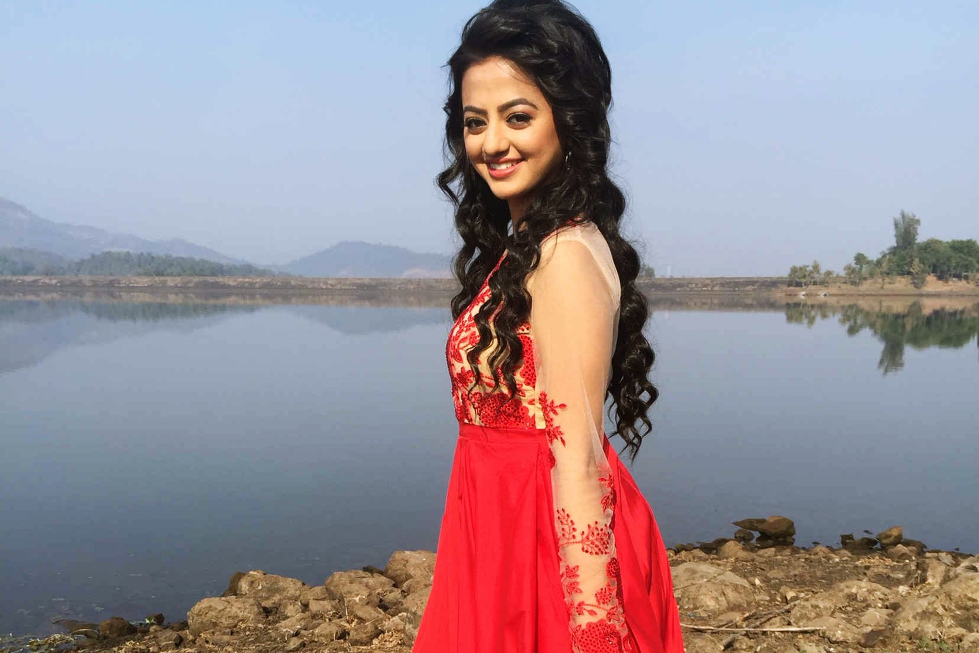 Helly Shah Wallpapers HD Backgrounds Images Pics Photos