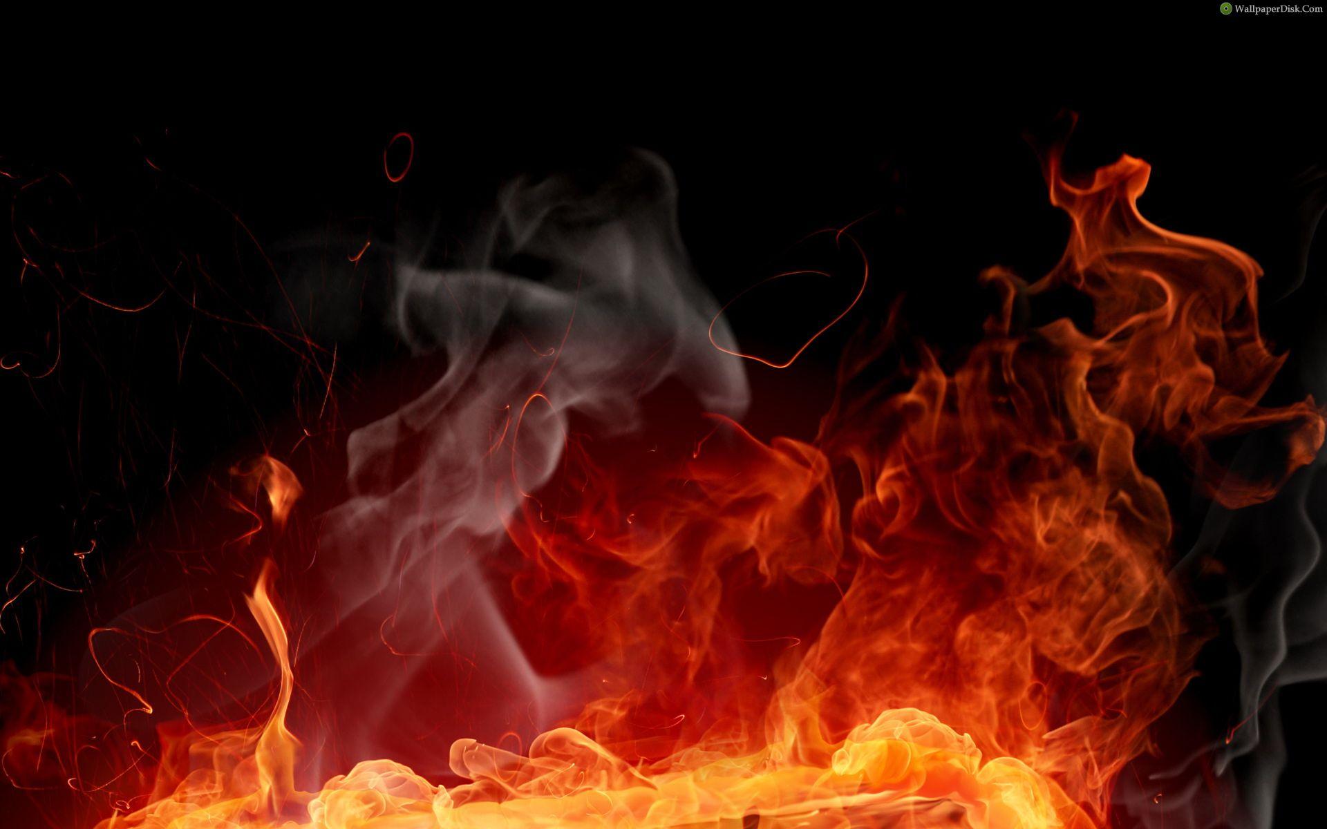 fire background wallpaper hd