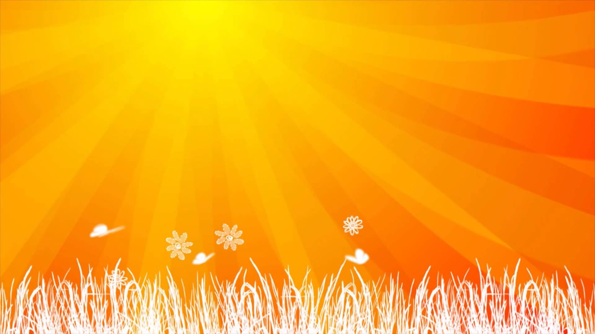 Good Morning Animation Wallpaper Sun Background High Definition Wallpaper 14580 Baltana