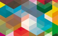 Geometric Shape Design HD Background Wallpaper 24823
