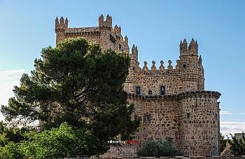 Castillo de Guadamur Toledo
