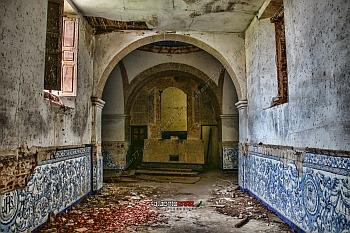 hacienda abandonada