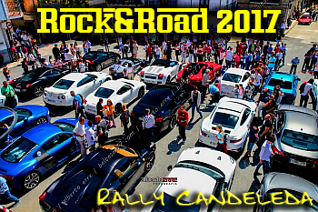 rock and road rally candeleda 2017
