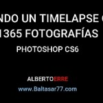 Timelapse con photoshop