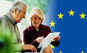 Image result for pension eu