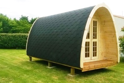 baltic spa glamping pods