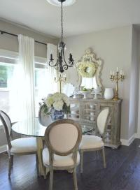 50+ Modern French Country Dining Room Table Decor Inspirations
