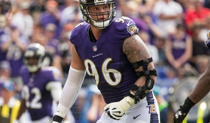 Brent Urban Ravens