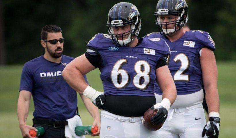Ravens Players