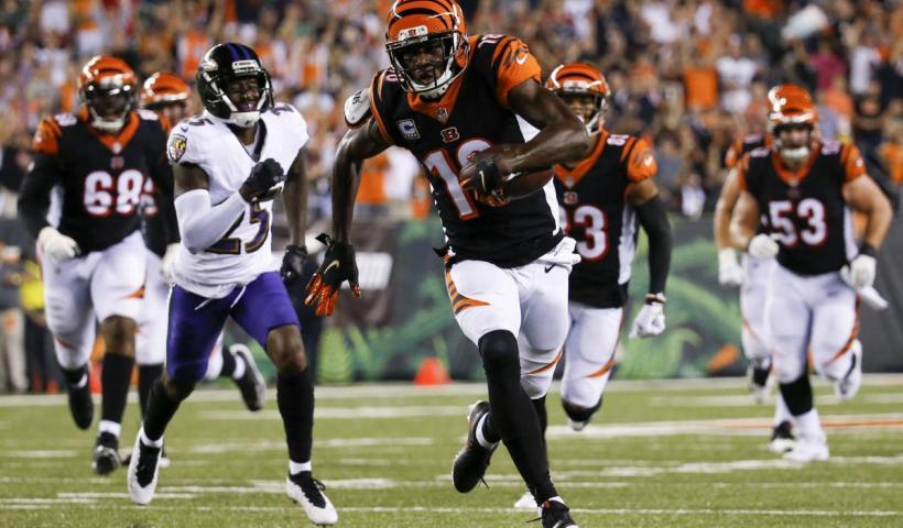 Baltimore Ravens Cincinnati Bengals