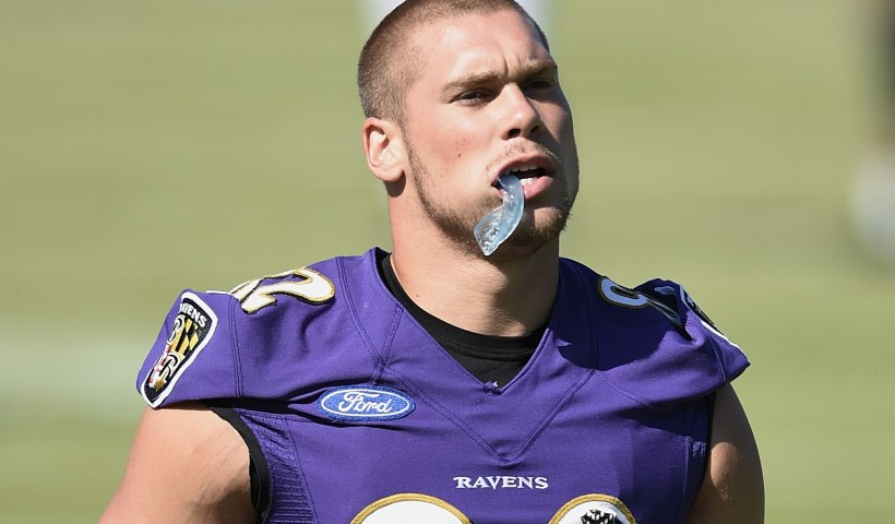 Nick Boyle Ravens Injury