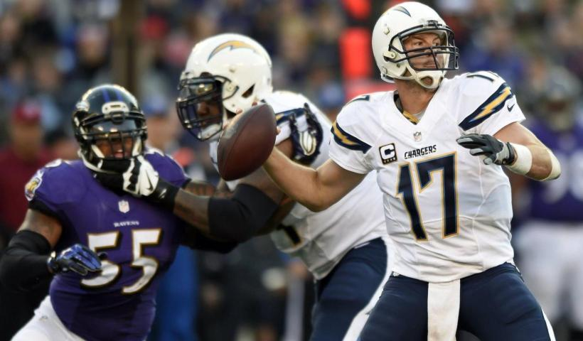 Ravens Chargers