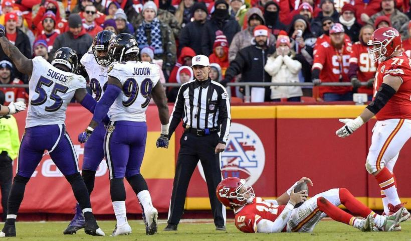 Ravens Chiefs Film Review