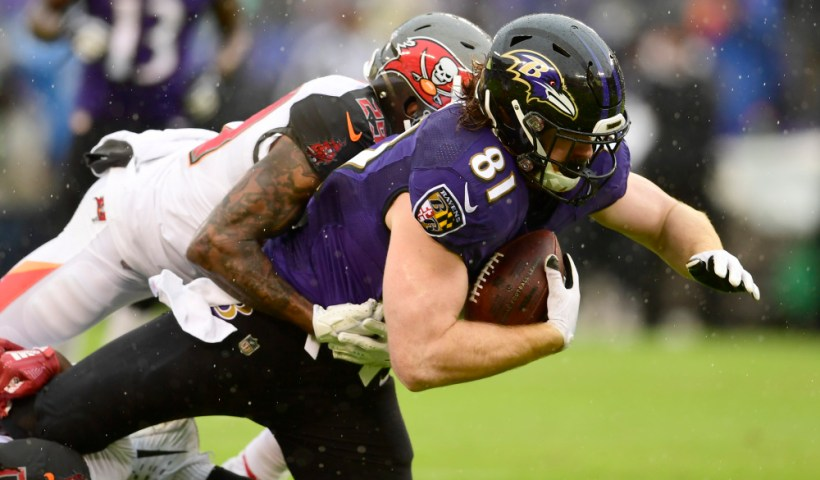 Ravens Buccaneers Review