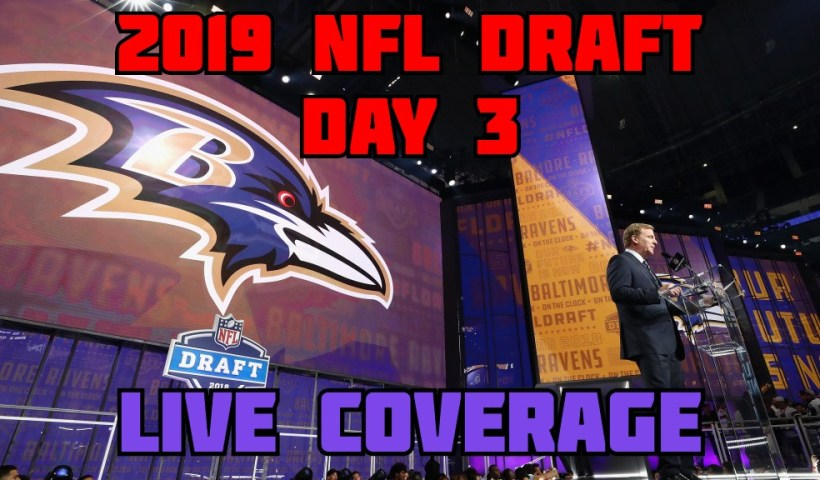 Ravens draft 2019