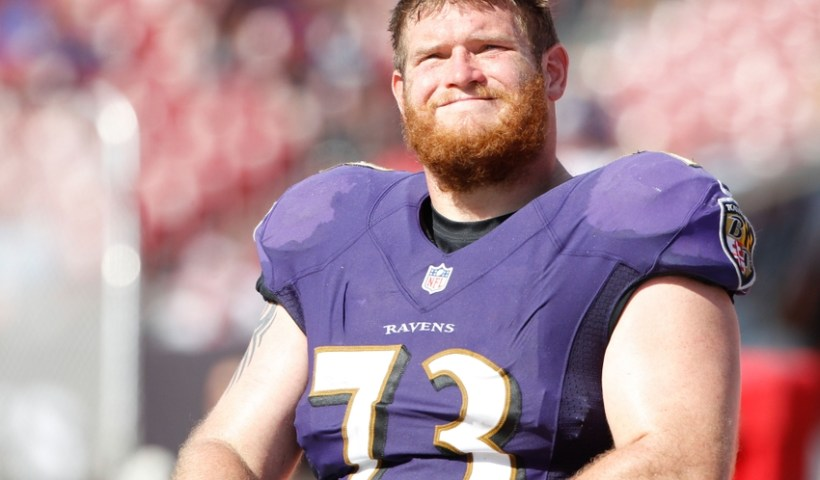 Marshal yanda ravens extension 2019