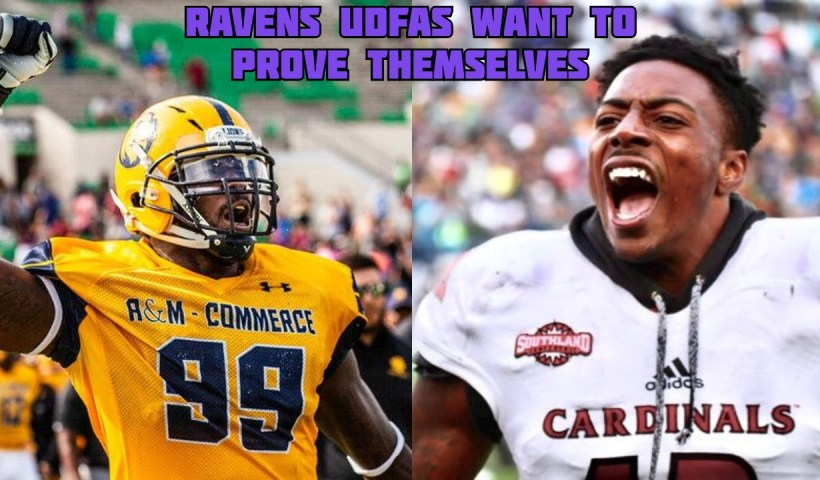 Silas Stewart Michael Onuoha Baltimore Ravens