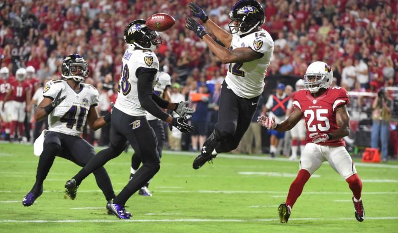 Ravens Cardinals 2019