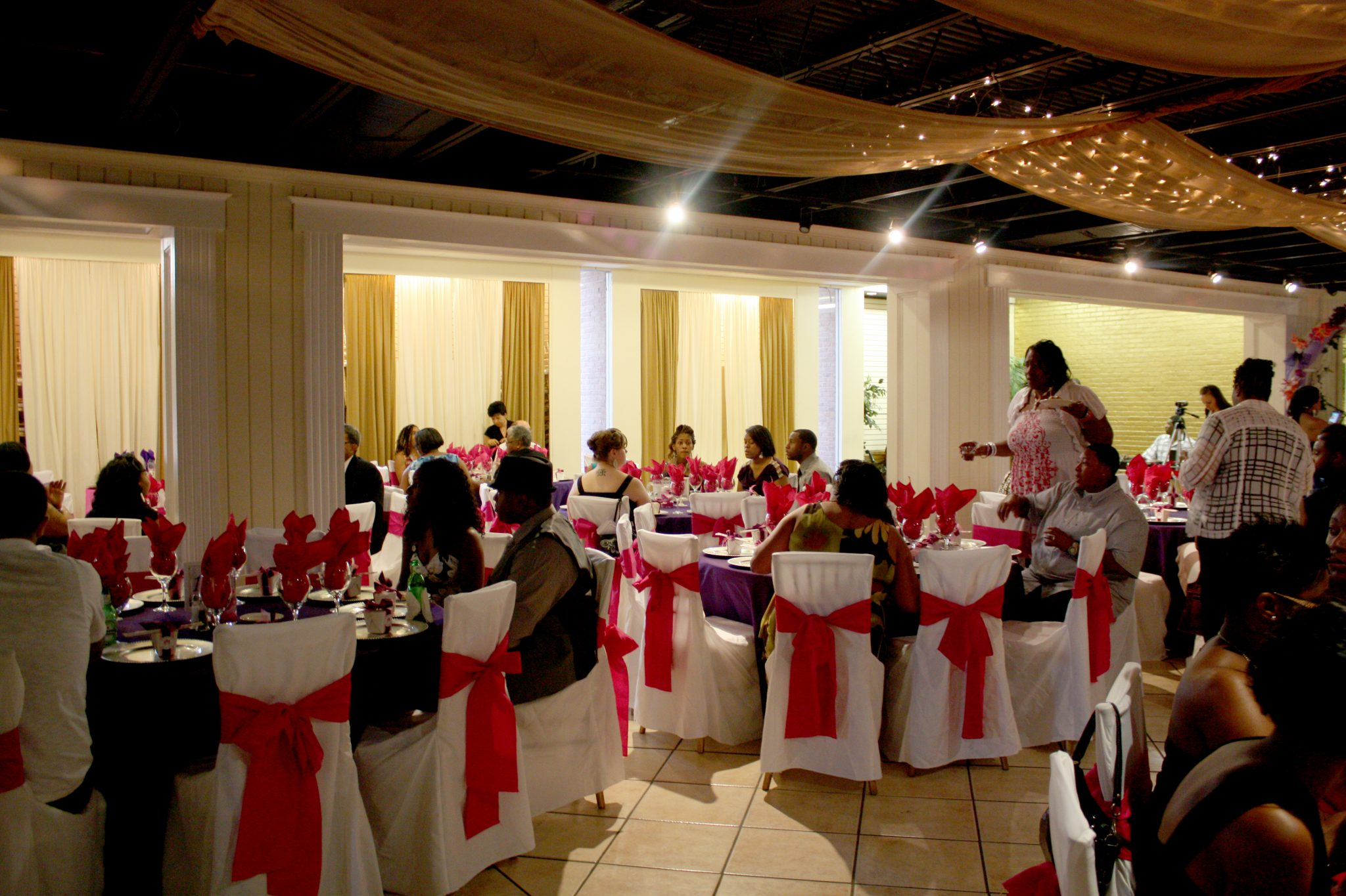 rent wedding chairs and tables where to buy cheap confetti's event center – baltimore's best events