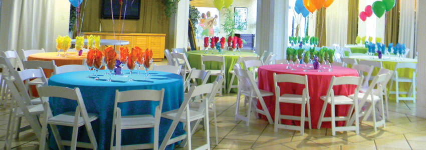 places to rent tables and chairs hanging basket chair indoor baltimore s best events table rentals