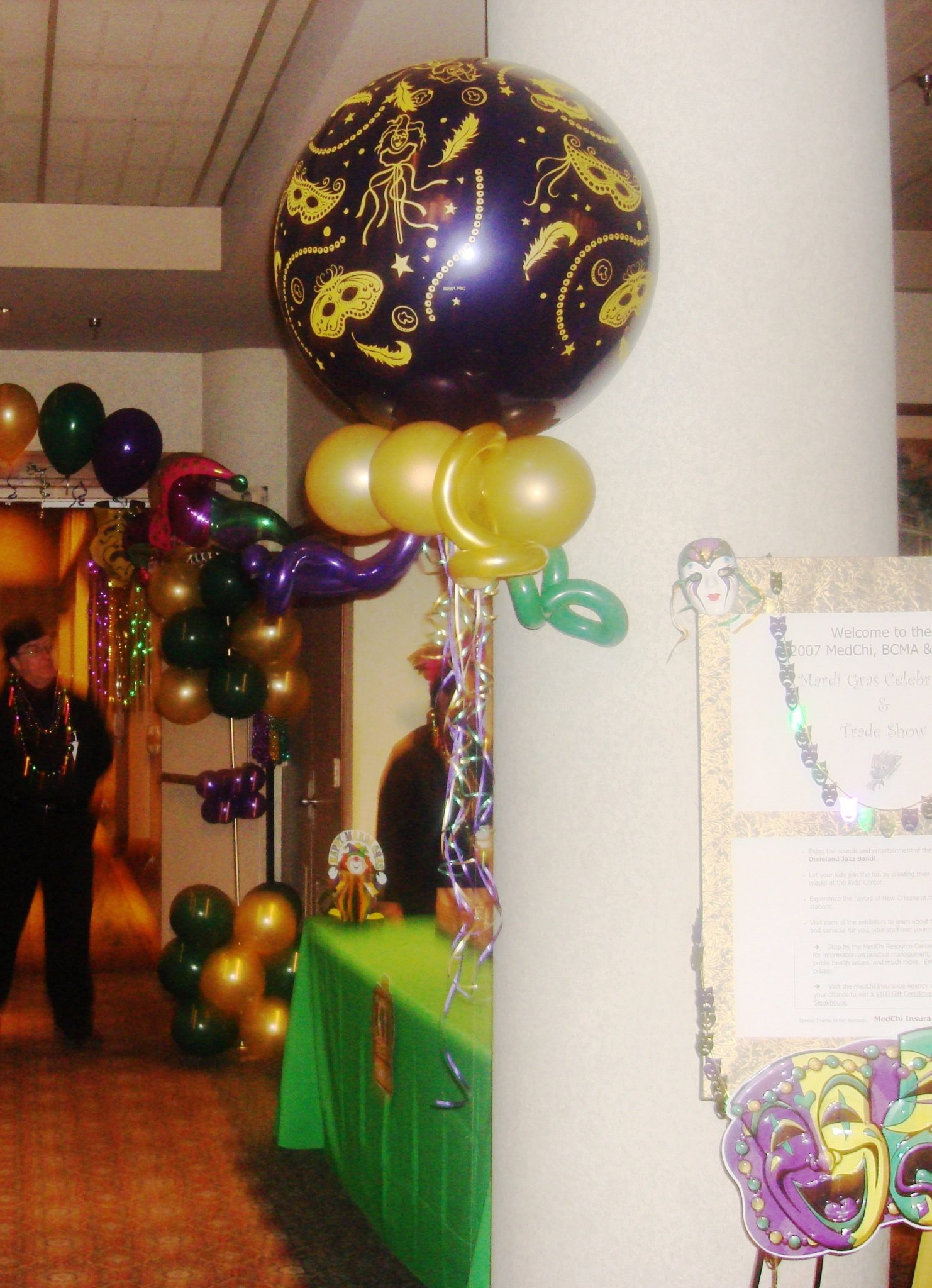 Masquerade Mardi Gras  Baltimores Best Events