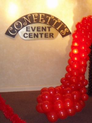 Balloon Dcor  Baltimores Best Events