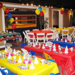Chair Cover Rentals Baltimore Md Wheelchair Logo Childrens Party Packages  39s Best Events