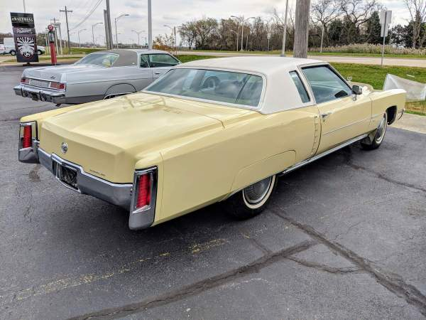 1971 Cadillac Eldorado Coupe - Year of Clean Water