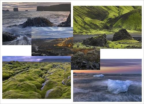 Paisajes de Islandia Hermosos fondos de escritorio para