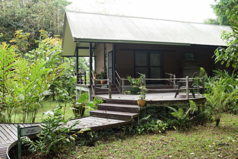 Bungalow at Mulu National Park HQ @2015