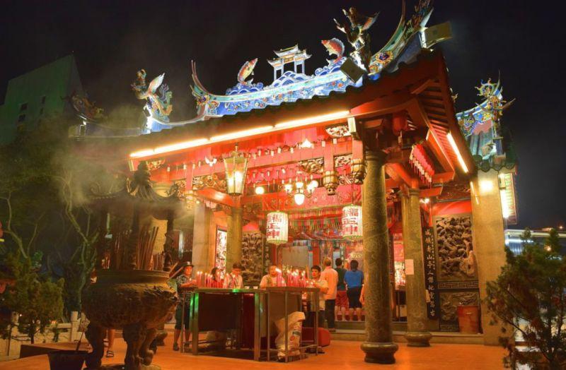 Tua Pek Kong Temple (Kuching, Sarawak, Malaysia) @2015