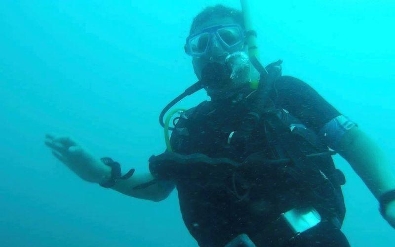 open water dive certification