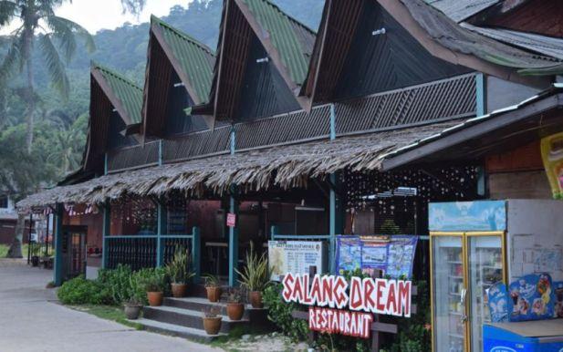Salang Dream Restaurant , Tioman