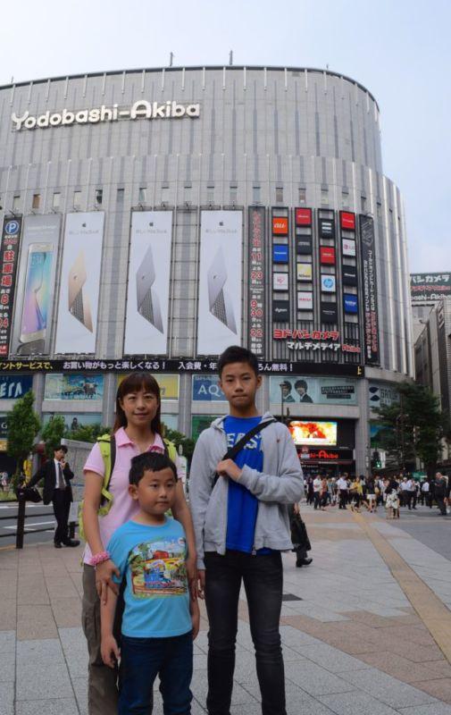 Yodobashi at Akihabara, Tokyo