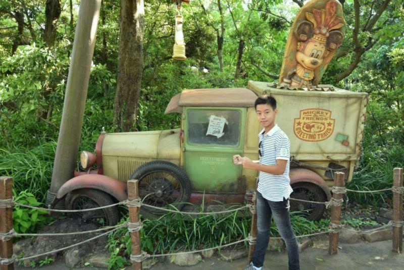 Lost River Delta, Tokyo DisneySea