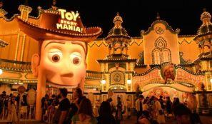 Toy Story, American Waterfront, Tokyo DisneySea