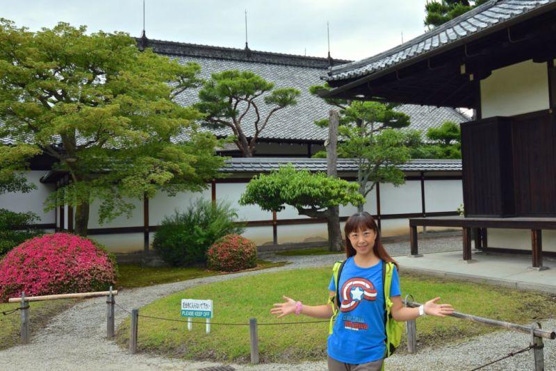 Honmaru Palace/Garden, Nijo Castle, Kyoto