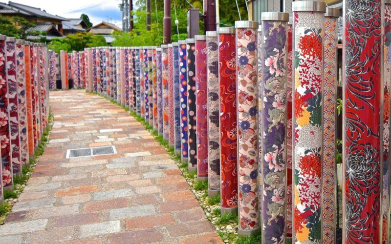 Kimono Forest, Arashiyama Station, Kyoto
