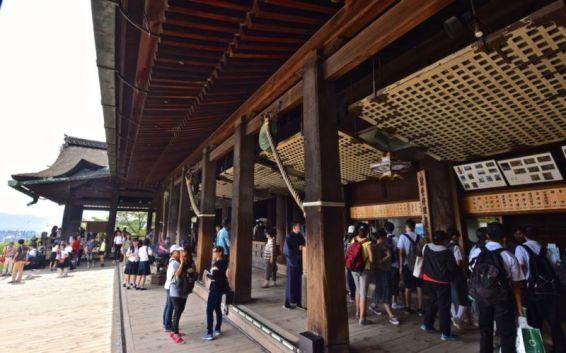 Main Hall, Kiyomizu-dera, Kyoto