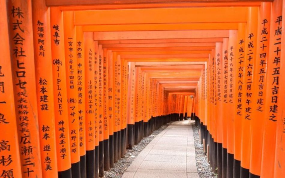 Senbon Torii, Fushimi Inari, Kyoto