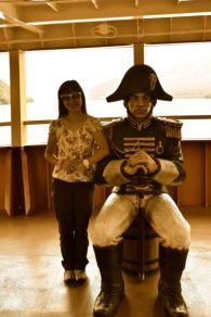 Hakone Sightseeing Cruise boat @2015