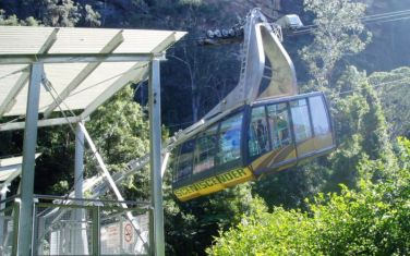 Scenic Cableway, Blue Mountain