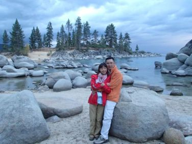 Sand Harbor, Lake Tahoe, Nevada