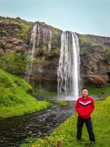 Seljalandsfoss, Iceland.