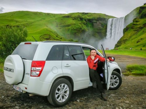 A 4x4 is especially useful in Iceland's highlands and numerous unpaved roads