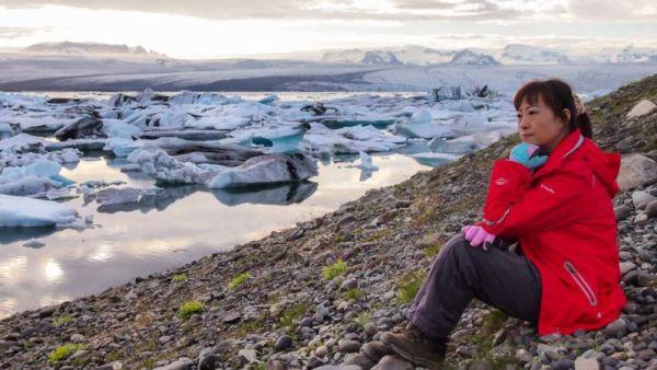 Jökulsárlón Glacier Lagoon : Absolute serenity