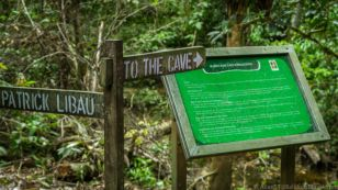 Direction to Niah Caves